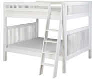 Camaflexi High Bunk Bed Full Size White 1 | Camaflexi Furniture | CF-E1613A