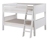 Camaflexi Low Bunk Bed Twin Size White 6 | Camaflexi Furniture | CF-E2023A
