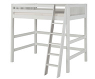 Camaflexi High Loft Bed Twin Size White 1 | Camaflexi Furniture | CF-E613