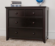 Craft 4 Drawer Dresser Espresso | Craft Furniture | CK-14-1002-005