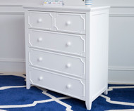 Craft 5 Drawer Dresser White | Craft Furniture | CK-14-1008-002