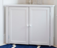 Craft Corner Cabinet White | Craft Furniture | CK-14-1201-002