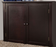 Craft Corner Cabinet Espresso | Craft Furniture | CK-14-1201-005