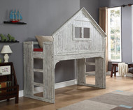 Club House Loft Bed Twin Size | Donco Trading | DT007D