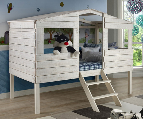 Tree House Loft Bed Twin Size