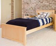 Jackpot Twin Size Bed Natural | Jackpot Kids Furniture | JACKPOT-710130-001