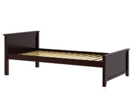 Jackpot Twin Size Bed Cherry | Jackpot Kids Furniture | JACKPOT-710130-004