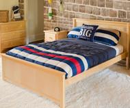 Jackpot Full Size Bed Natural | Jackpot Kids Furniture | JACKPOT-710330-001