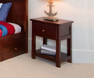 Jackpot Nightstand Cherry | Jackpot Kids Furniture | JACKPOT-714011-004