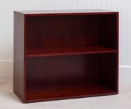 Jackpot Low Bookcase Cherry | Jackpot Kids Furniture | JACKPOT-714720-004