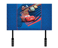 Kidz World Disney Cars Headboard Twin Size | Kidz World | KW1100-CARS