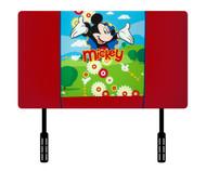 Kidz World Disney Mickey Headboard Twin Size | Kidz World | KW1100-DMIC