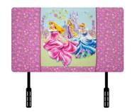 Kidz World Disney Princess Headboard Twin Size | Kidz World | KW1100-DPTE