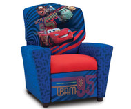 Kidz World Recliner Disney Cars | Kidz World | KW1300-CARS