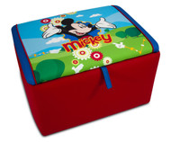 Kidz World Storage Box Disney Mickey | Kidz World | KW1400-DMIC