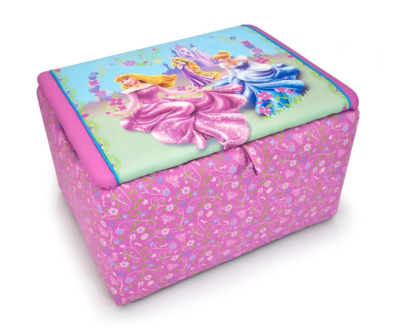Kidz World Storage Box Disney Princess | Kidz World | KW1400 DPGW