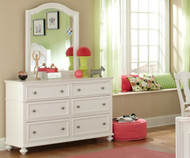 Madison 6 Drawer Dresser | Legacy Classic | LC-2830-1100