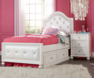 Madison Upholstered Bed Full Size | Legacy Classic | LC-2830-4704K