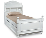 Madison Bookcase Bed with Trundle Twin Size | Legacy Classic | LC-2830-4803KX