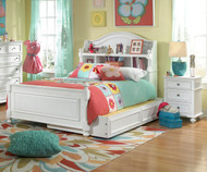 Madison Bookcase Bed Full Size | Legacy Classic | LC-2830-4804K
