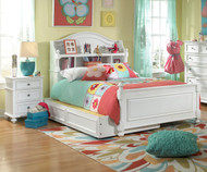 Madison Bookcase Bed with Trundle Full Size | Legacy Classic | LC-2830-4804KX