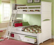 Madison Bunk Bed Twin over Full | Legacy Classic | LC-2830-8106K