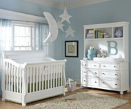 Madison Convertible Crib | Legacy Classic | LC-2830-8900