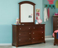 Impressions 6 Drawer Dresser | Legacy Classic | LC-2880-1100