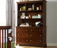 Impressions Dresser with Hutch | Legacy Classic | LC-2880-1100-7201