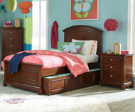 Impressions Panel Bed Twin Size | Legacy Classic | LC-2880-4103K