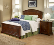 Impressions Panel Bed Full Size | Legacy Classic | LC-2880-4104K