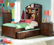 Impressions Bookcase Bed Twin Size | Legacy Classic | LC-2880-4813K