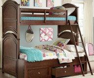 Impressions Bunk Bed Twin over Full | Legacy Classic | LC-2880-8140K