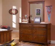 Dawson's Ridge 6 Drawer Dresser   Legacy Classic   LC-2960-1100