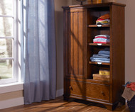 Dawson's Ridge Bookcase Locker   Legacy Classic   LC-2960-2500
