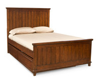 Dawson's Ridge Panel Bed with Trundle Full Size | Legacy Classic | LC-2960-4104KX
