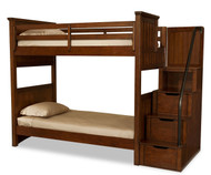 Dawson's Ridge Staircase Bunk Bed | Legacy Classic | LC-2960-8505K-Stairs