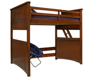 Dawson's Ridge Loft Bed Full Size   Legacy Classic   LC-2960-8520K