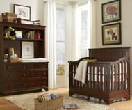 Dawson's Ridge Convertible Crib | Legacy Classic | LC-2960-8900