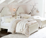 Inspirations Catalina Panel Bed Twin Size | Legacy Classic | LC-383X-4103K