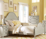 Inspirations Westport Poster Bed Full Size | Legacy Classic | LC-383X-4204K