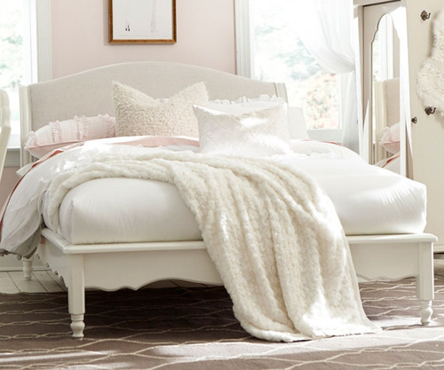 Inspirations Avalon Platform Bed Full Size | Legacy Classic | LC 383X 4804K