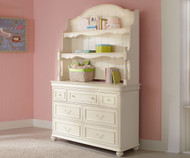 Charlotte Dresser with Hutch | Legacy Classic | LC-3850-1100-7201