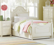 Charlotte Poster Bed Twin Size | Legacy Classic | LC-3850-4203K