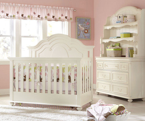 Charlotte Convertible Crib | Legacy Classic | LC 3850 8900