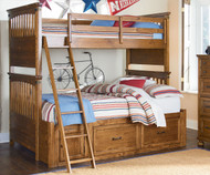 Bryce Canyon Bunk Bed Twin over Full | Legacy Classic | LC-3900-8140K