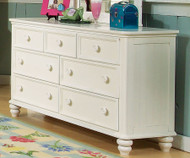 Summer Breeze 7 Drawer Dresser | Legacy Classic | LC-481-1100