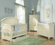 Summer Breeze Convertible Crib | Legacy Classic | LC-481-8900C