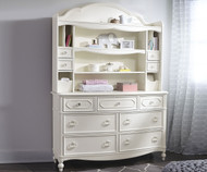 Harmony Dresser with Hutch | Legacy Classic | LC-4910-1100-7201