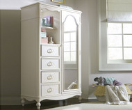 Harmony Mirrored Door Chest | Legacy Classic | LC-4910-2400
